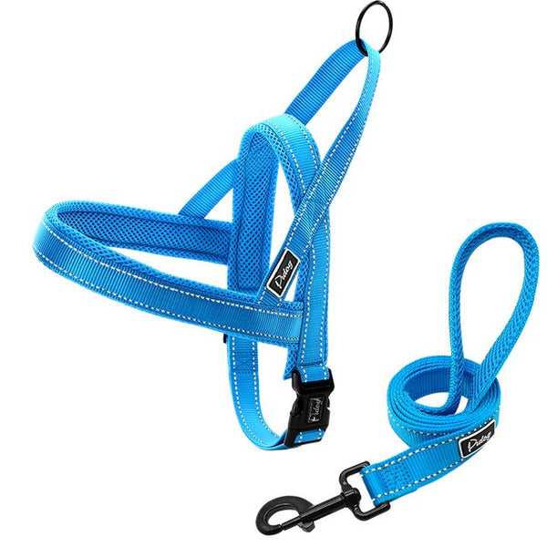 A Popular Dog Vest, Harness & Leash Set for Small, Medium & Large Dogs