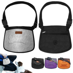An Excellent Dog Carrier Bag for Food, Snack, Toy, Training or Taking Walks.