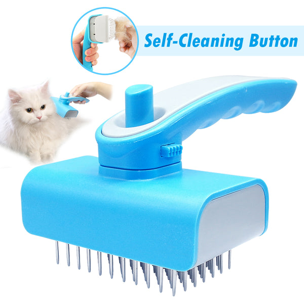 A Unique Fur Grooming Comb for Long Hair/Fur Pets