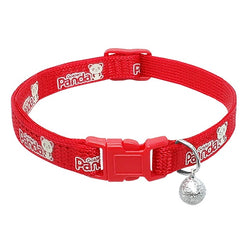 Reflective, Light Collars for Cats  & Puppies, Width 1 cm