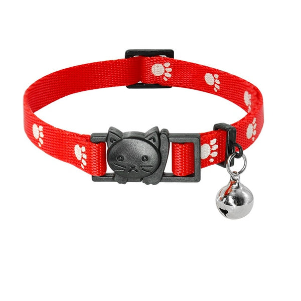 Cat Collar with Quick Release