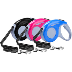 Popular Retractable Dog Leash for Small, Medium & Large Dogs