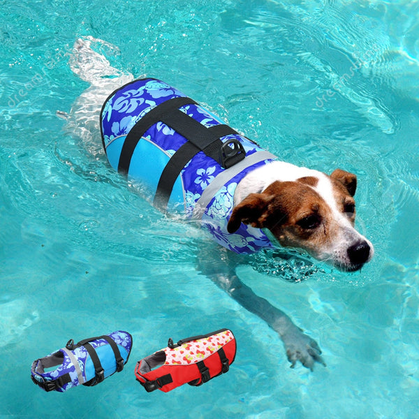 Unique Floating Dog Harness