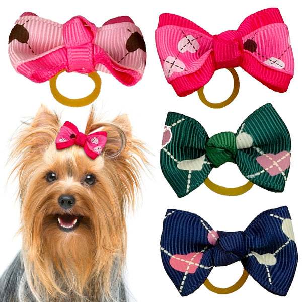 50/100 pc Cute Pet Hair Bows for Dogs and Cats, at an Affordable Price