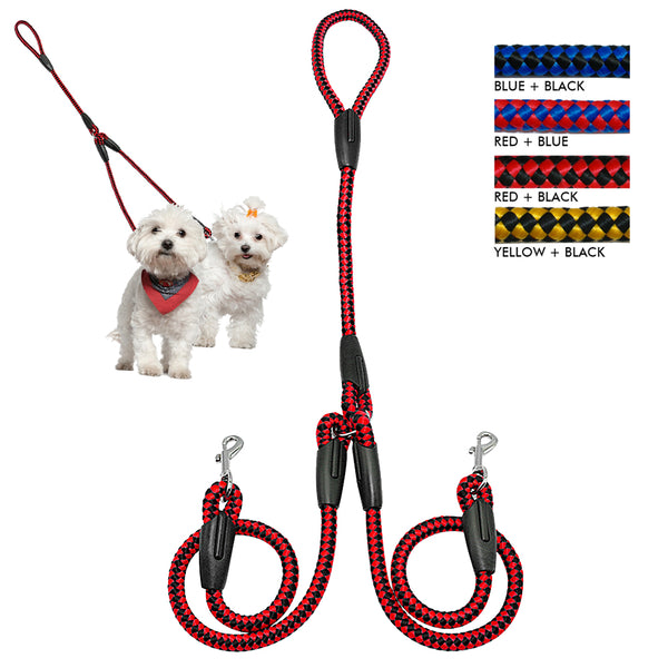 Popular 2 Way Dog Leash For Small, Medium & Large Dogs