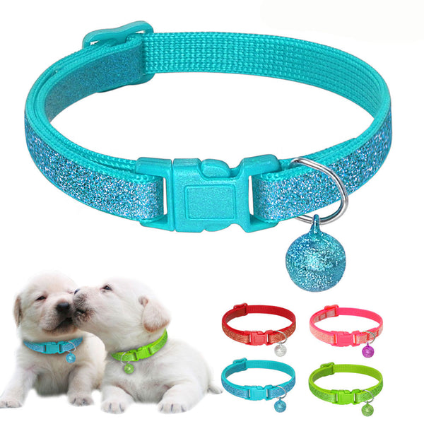 A Durable & Adjustable Collar for Puppies & Cats