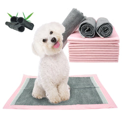A Large Absorbent Diaper for Pets, Suitable for Training