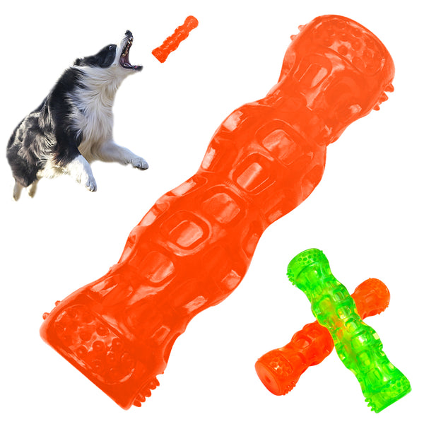A High Quality, Durable and Flexible Dog Chew Toy for Dog Training and Playing
