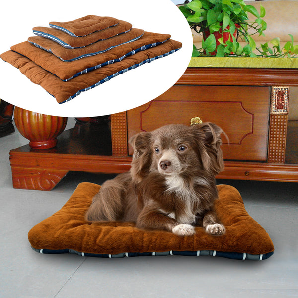 An Excellent Thick Mattress, Padded and Cozy For Small, Medium & Large Dogs and Cats