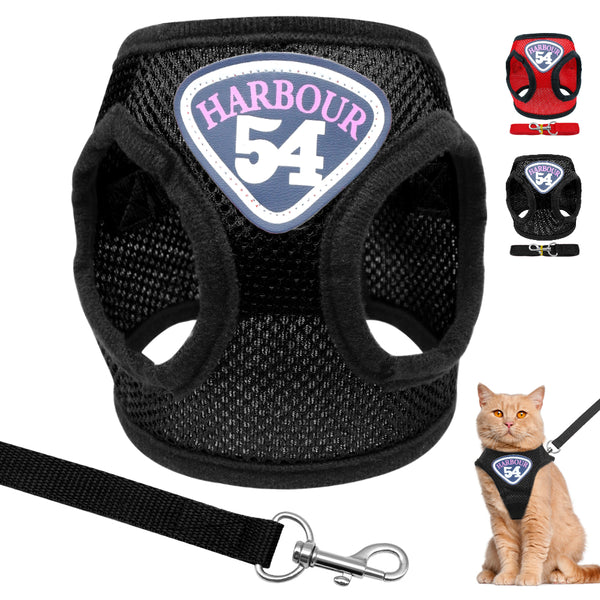 A Beautiful Cat Harness and Leash Set