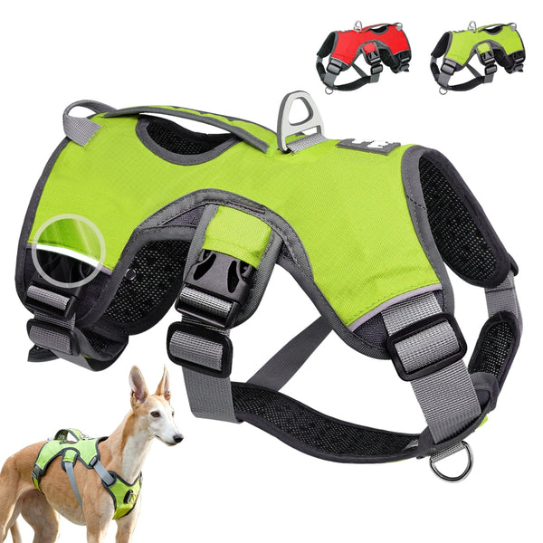 Breathable, Dog Harness Vest for Medium & Big Dogs