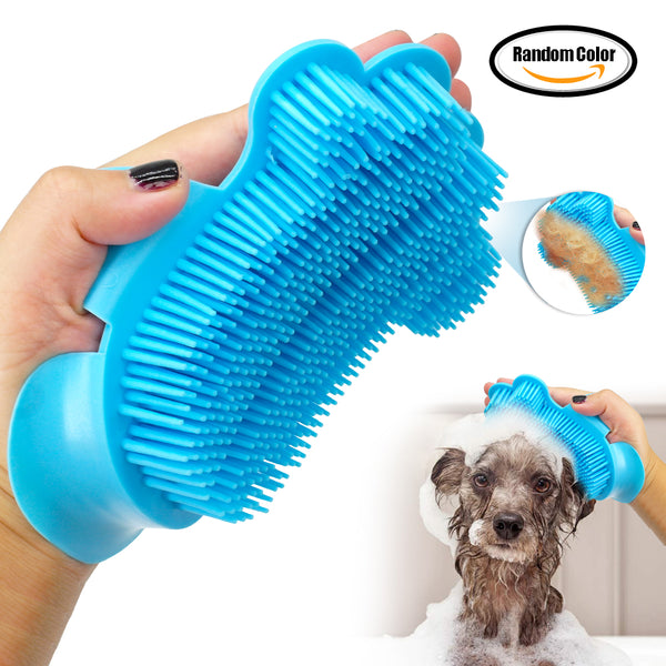 A Dog Brush Comb for Long & Short Pet Hair
