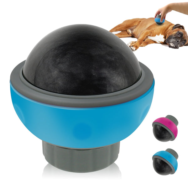 A Unique Massage Ball for Pets