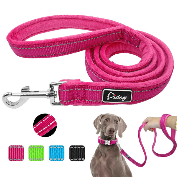 Beautiful Soft Dog Leash for Small Medium Large Dogs