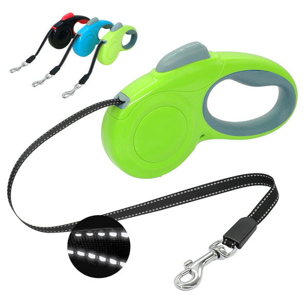 Retractable Dogs Leash for Small & Medium dogs