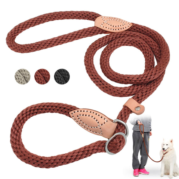 Unique and Strong Dog Leashes For Large, Medium & Small Dogs