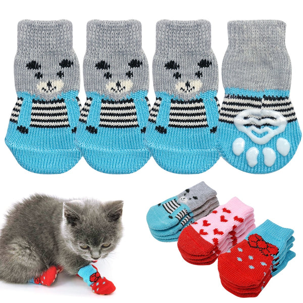 Cute Cat  & Small Dog Socks for a Low Price