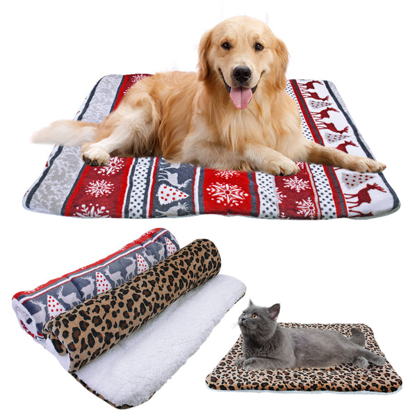 Nicely Designed Mattress, High Quality, Thick and Padded for Small, Medium & Large Dogs and Cats at a Low Price