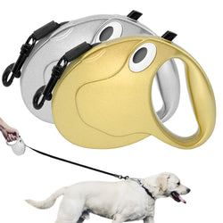 Qaulity, Retractable Dog Leash,16ft for Small, Medium & Large Dogs
