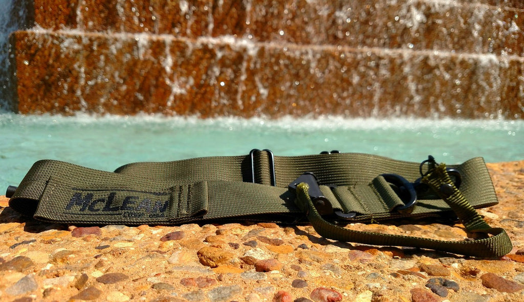 McLean Corp Ranger Green Dynamic Retention Sling