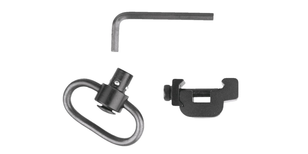 QD Pic Rail Mount with Wrench - Tactical Sling QD System