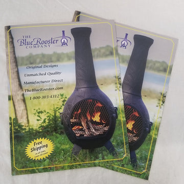 Blue Rooster Co. Chiminea Catalog