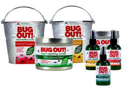Bug Out Candles & Sprays