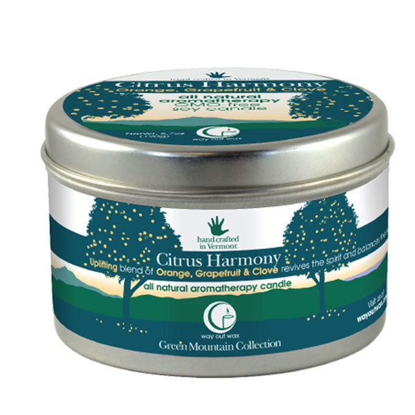 Citrus Harmony - Large Travel Tin