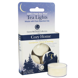 Cozy Home - Tealight Candle 4-pack