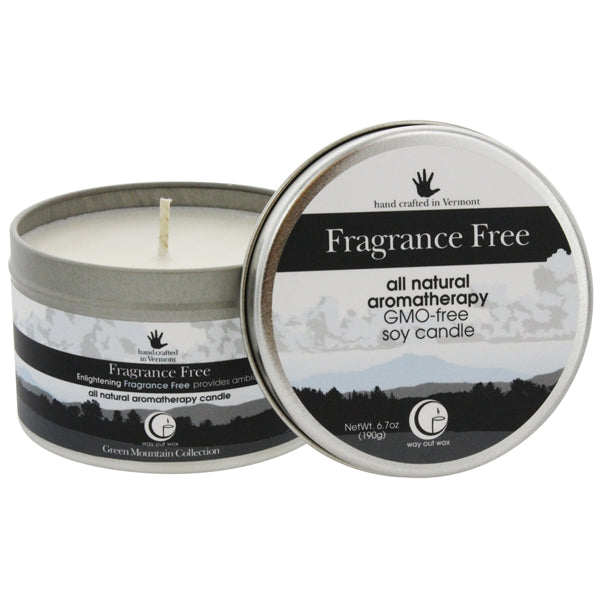Fragrance Free - Medium Travel Tin