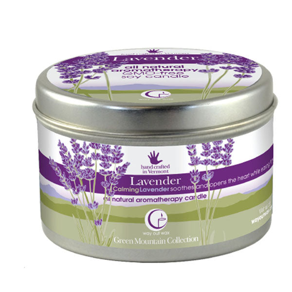 Lavender - Large Travel Tin