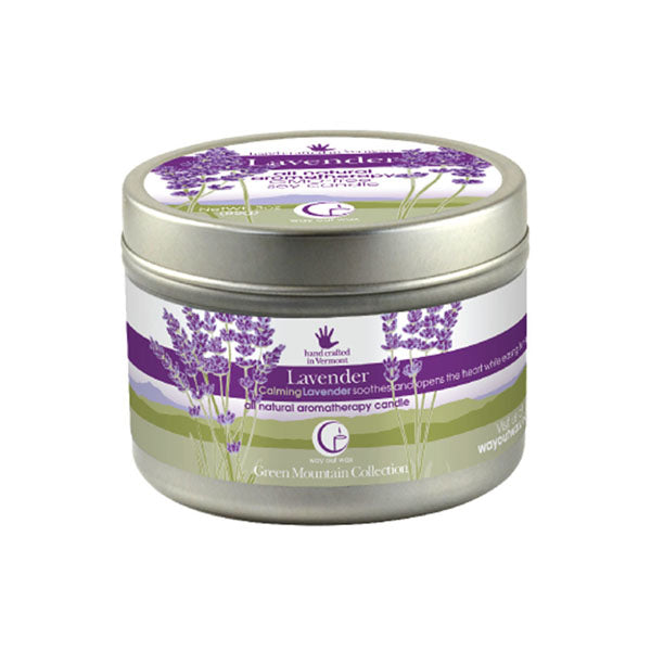 Lavender - Medium Travel Tin