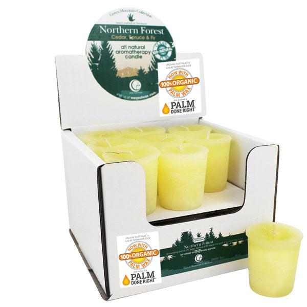 Northern Forest- Votive Candle 18 pack