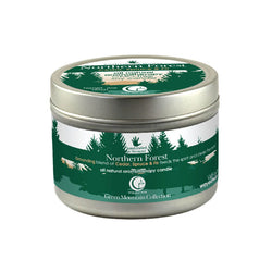 Northern Forest - Medium Travel Tin