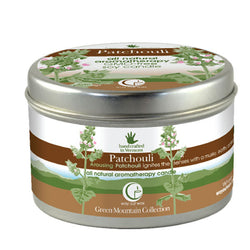 Patchouli - Large Travel Tin