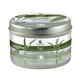 Sage - Large Travel Tin Candle