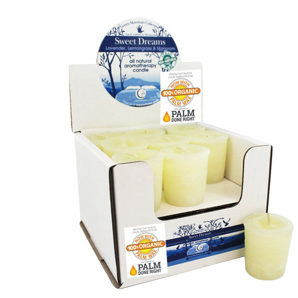 Sweet Dreams - Votive Candle 18 pack
