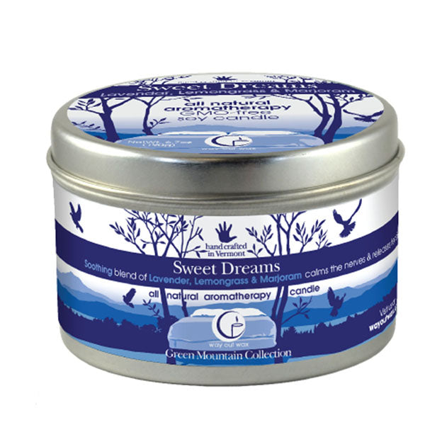Sweet Dreams - Large Travel Tin Candle