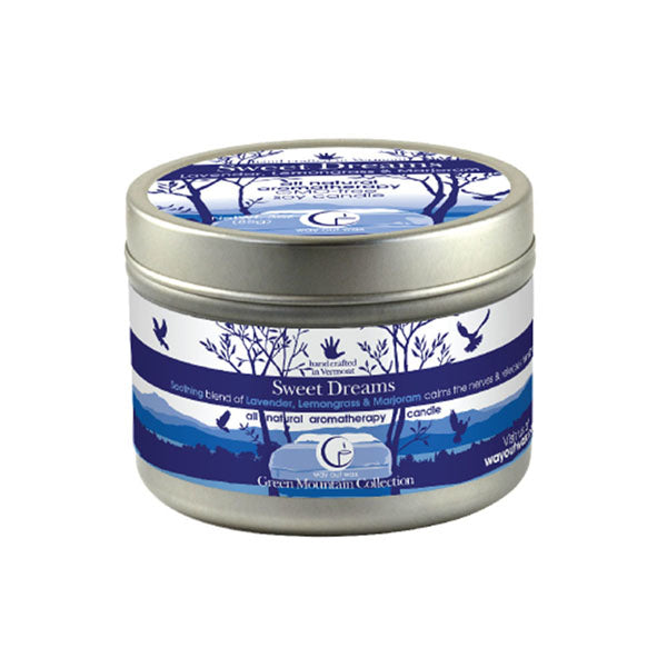 Sweet Dreams - Medium Travel Tin Candle