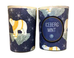 Iceberg Mint - Glass Tumbler