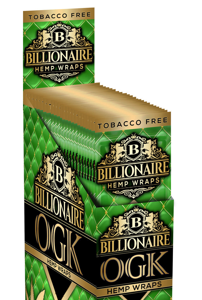 OGK - Billionaire Hemp Wraps