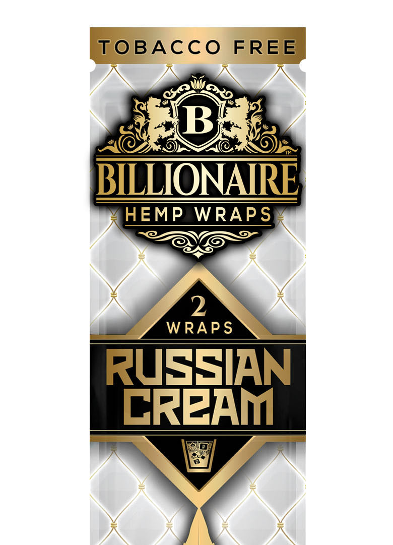 Russian Cream - Billionaire Hemp Wraps