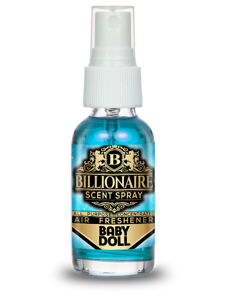 Baby Doll - Billionaire Scent Spray Air Freshener