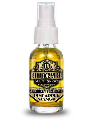 Pineapple Mango - Billionaire Scent Spray Air Freshener