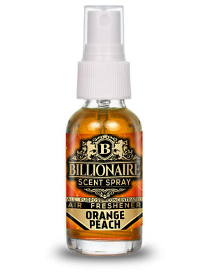 Orange Peach - Billionaire Scent Spray Air Freshener