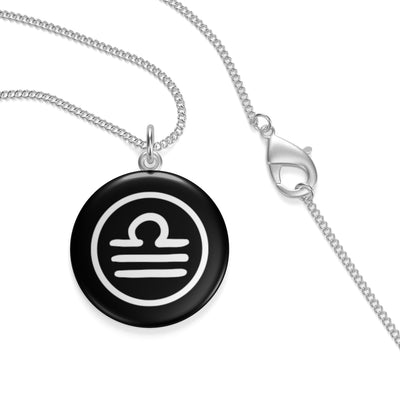 Libra Necklace - esprit-dair