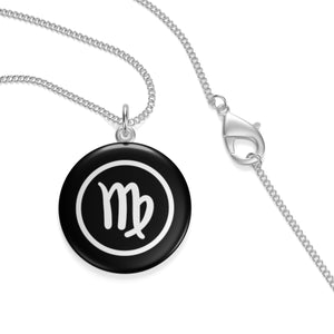 Virgo Necklace - esprit-dair