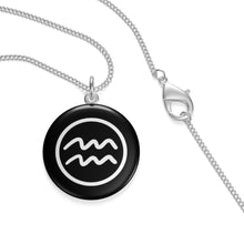 Load image into Gallery viewer, Aquarius Necklace