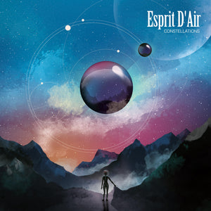 Constellations CD - esprit-dair