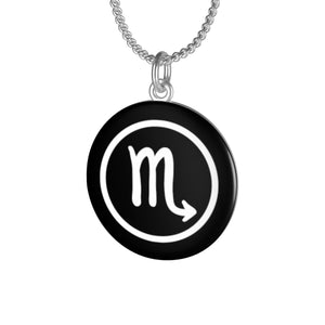 Scorpio Necklace - esprit-dair